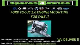 FORD FOCUS 2.0 ENGINE MOUNTING FOR SALE