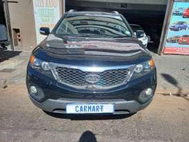 2011 KIA SORENTO 2.2D WITH 86000KM