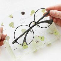 Etui na okulary gruszka nowe Cena: 9 zł