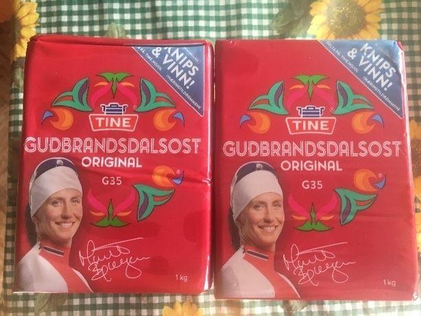 Норвежский сыр Gudbransdalsost