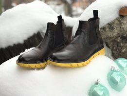 Bruno's Ботинки Туфли made in Itali кожание кожа