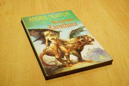książka Andre Norton - Klątwa Zarsthora / cykl Świat Czarownic