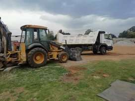 TLB/TIPPER TRUCK HIRE  AND RUBBLE REMOVAL