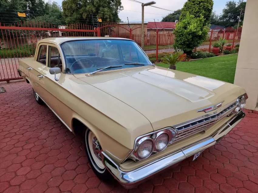 Car is 59years old. Good running condition