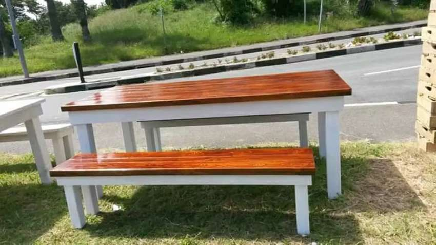 Garden benchs  coffee table tv stand 0