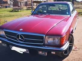 Immaculate Mercedes 450SLC for sale