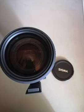 Sigma 50-500mm lens for sale