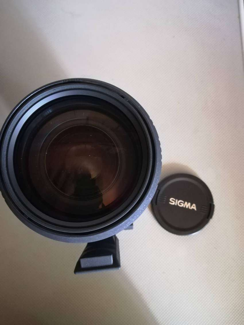 Sigma 50-500mm lens for sale 0