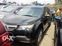 Super Toks 2008 Acura MDX. Black. Lagos cleared 0