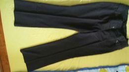 Eleganckie spodnie ciazowe czarne
