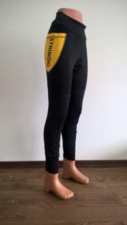 Męskie lub damskie spodnie motocyklowe legginsy z kevlarem pod jeansy Józefów - image 6