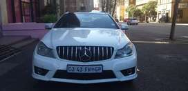 MERCEDES-BENZ AMG C180,2014 MODEL in very good condition