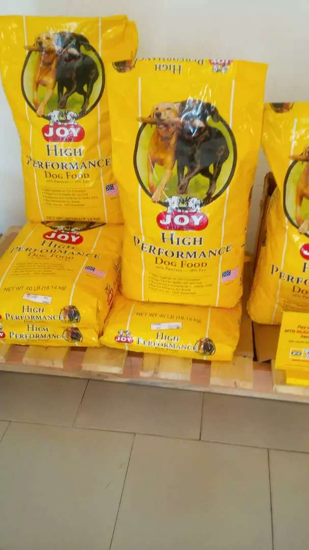 JOY HIGH PERFORMANCE DOG FOOD 0