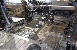 Volkswagen Passat B7 по з/ч