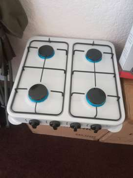 4 Plate Gas stoves available