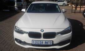 2015 BMW 320(f30) 3 series automatic