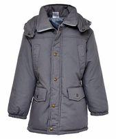 Куртка парка еврозима для девочки 7-8, 9-10 лет