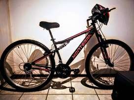 "Monterra M600 29"" Bicycle with Extra's"