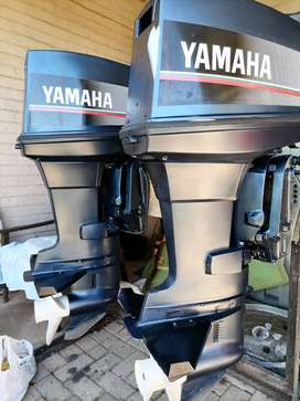 Yamaha 85HP Outboard motors