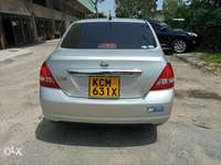 ON OFFER Nissan Tiida saloon 0