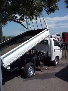Ready to work tipper for sale
