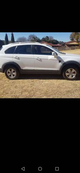2009 Chevrolet Captiva stripping for spares
