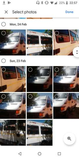 Stationary bus for sale