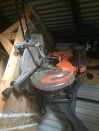 Image of Mitre saw