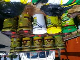 Buyer for used cooking oil