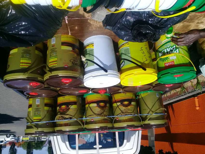 Buyer for used cooking oil 0