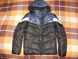 Куртка мужская демисезонная теплая размер XL (50-52)
