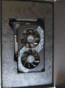 Asus GeForce RTX 2060 TUF in OC edition