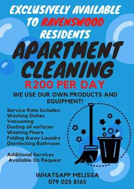 Ravenswood Cleaning Services