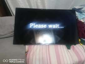 50inch sinotec android smart Tv