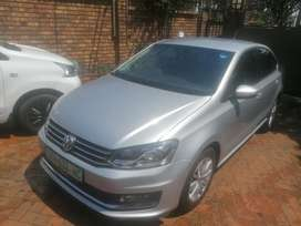 2015 polo 6 1.9tdi sedan manual immaculate condition for sale