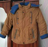 Куртка парка на мальчиика