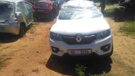 2017 RENAULT KWID STRIPPING AS SPARES