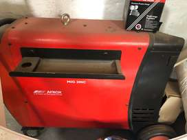 Afrox CO2 welding machine MIG200C