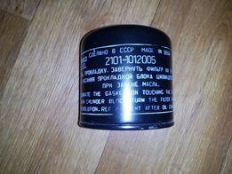 Фильтр масляный 2101.