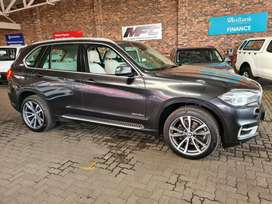 BMW X5 3.0 DIESEL PANORAMIC ROOF LIKE NEW