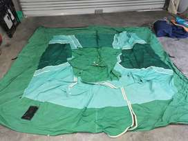 Out and About 4 man canvas tent