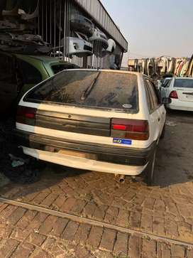 Ford laser stripping for spare parts