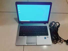 HP Elitebook 840 core i5, 500GB Harddrive,4GB Ram, window 10, R3200