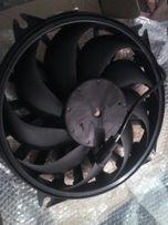 Вентилитор радиатора Новый Оригинал