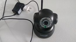Ip camera PTZ поворотная Ip камера Wanscam робот 360, SD audio in out