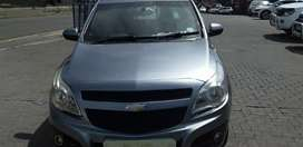 Chevrolet utility 1.4 mode 2014 blue in colour