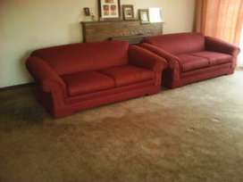 Couches, Living Room or Reception.