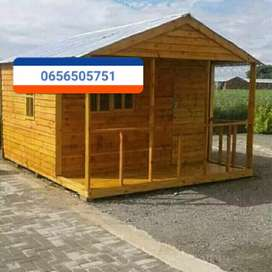 LOG HOMES AND WENDY HOUSES ON SPECIAL CALL/WHATSAPP