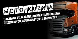 Warsztat samochodowy - MOTO-KUŹNIA
