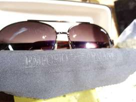 EMPORIO ARMANI shades with he box and cleaning cloth.very neat